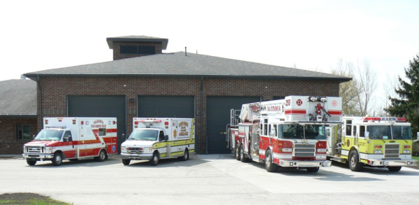 Caledonia/South Shore Joint Fire Station 10