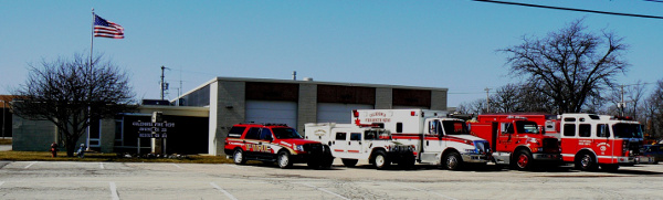 Caledonia Fire Station 11